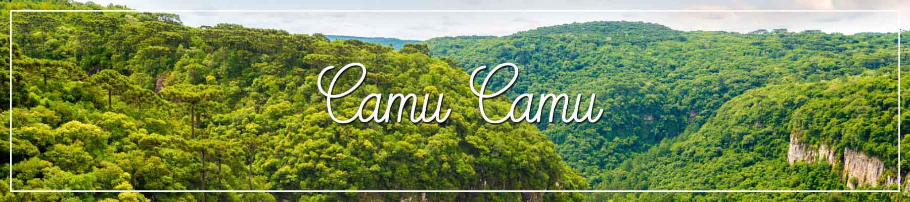 Camu Camu - Tal Peru